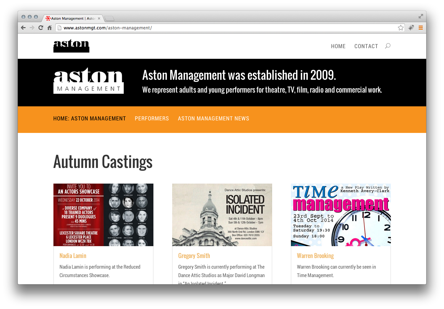 Aston Management