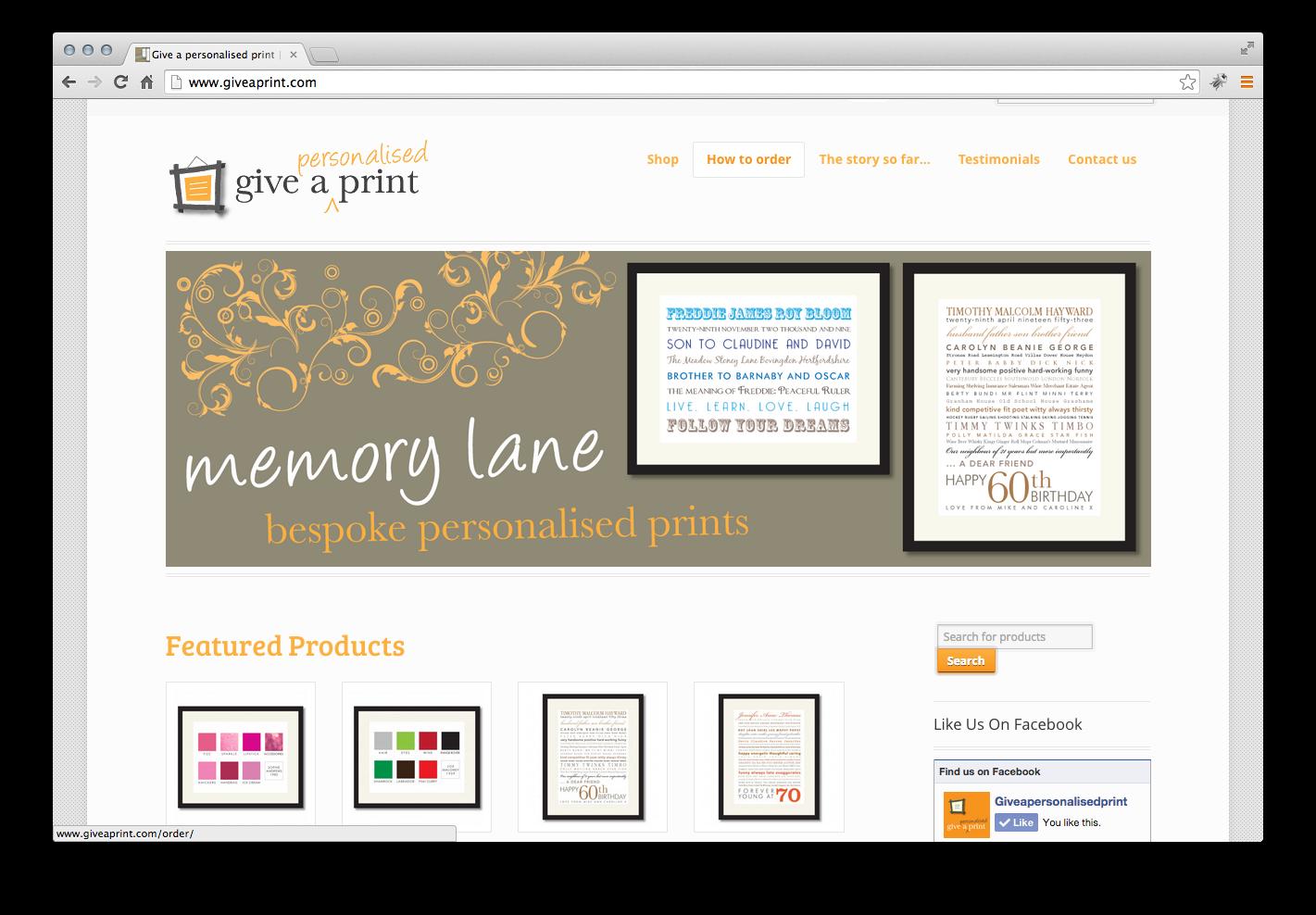 Give a Print