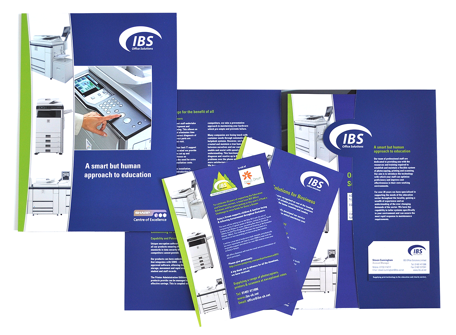 IBS Office Solutions brochure