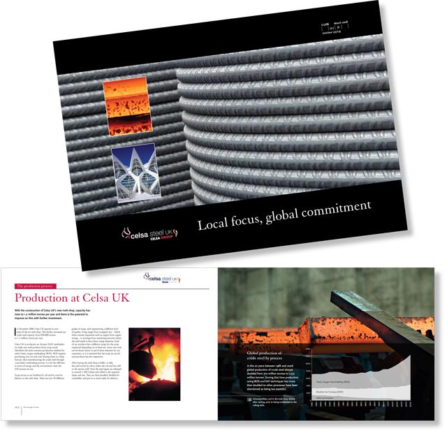 Celsa Steel brochure