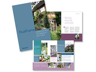 Sapa Dualframe brochure
